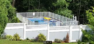 amazing above ground pool and deck packages part 1 amazing above