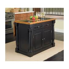 home styles kitchen island with granite top in distressed oak
