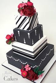 black and white wedding cakes cake inspiration ben isreal wedding cakes black white