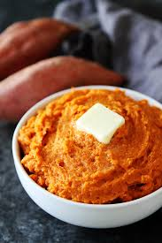mashed sweet potatoes recipe two peas their pod