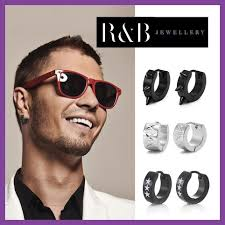 mens earring styles earrings styles beautify themselves with earrings