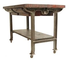 antique kitchen islands for sale modern industrial kitchen island console table the grand