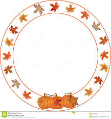 Halloween Picture Borders by Round Pumpkin Clipart Clipartxtras