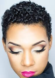 care free curl activator on natural hair 40 short natural hairstyles for black women