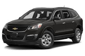 2016 chevrolet traverse new car test drive