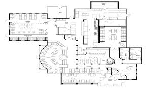 interior restaurant floor plan with bar in satisfying free free
