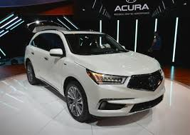 hybrid acura 2019 acura rdx hybrid release date automotive car news