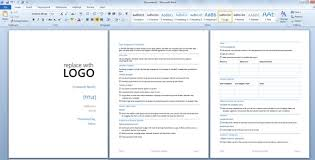 word document report templates due diligence template for word 2013