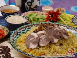 national cuisine of uzbek pilaf uzbek national cuisine central travel