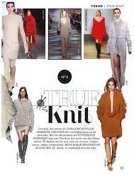 christien jansen marie claire styleguide fall winter 2014