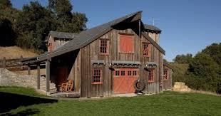 spanish colonial hacienda carmel california j d peterson