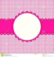 greeting card happy birthday frame design vector stock vector