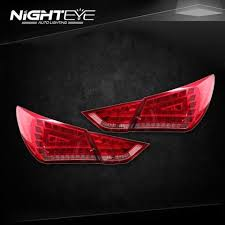 2013 hyundai sonata tail light bulb size hyundai nighteye auto lighting