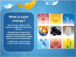 Is Light Energy Solar Energy What Is Solar Energy Solar Energy Is Light Or Heat