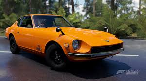 fairlady z forza horizon 3 cars