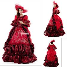 online buy wholesale 18th century wedding dresses from china 18th
