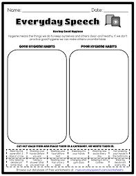 printable hygiene activity sheets kindergarten personal hygiene worksheets for kids level 2 health
