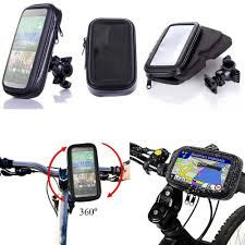 bicycle waterproofs bike bag bicycle waterproof case handlebar mount holder for iphone