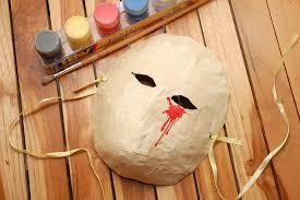 como hacer mascaras en forma de rosa cómo hacer una máscara con aluminio y cinta adhesiva