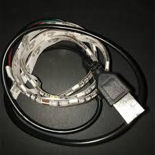 led strip lights for tv m tv background font b lighting dcv usb led strip rgb leds with