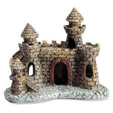 online get cheap aquarium castle decorations aliexpress com