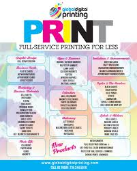 global digital printing u2013 a place for all your printing needs