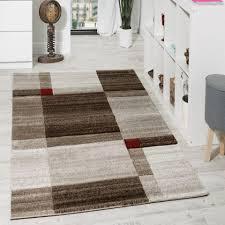 Wohnzimmer Mit Teppichboden Einrichten Teppich Wohnzimmer Webteppich Grau Beige Design Teppiche Edler