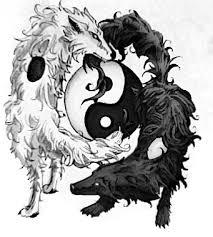 yin and yang by charolett on deviantart