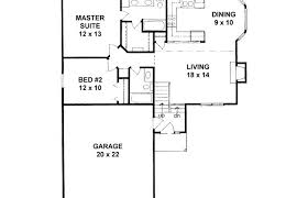 simple two bedroom house plans 2 bed house plans chronicmessenger com