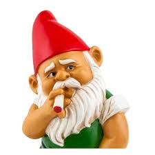 novelty garden gnomes outdoor statues ornaments