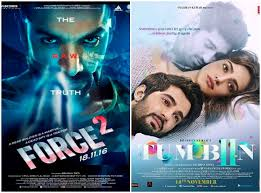 new film box office collection 2016 force 2 tum bin 2 day 1 box office collection john s film beats