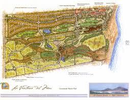 Baja Mexico Map by Golf Course San Felipe Beach Club San Felipe Baja California