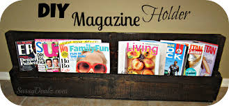 Diy Magazine Wall Art by Diy How To Make A Wine Or Magazine Rack Out Of A Wood Pallet