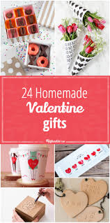 Homemade Valentines Gifts by 24 Homemade Valentine Gifts Tip Junkie