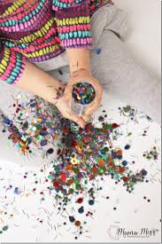 confetti party popper