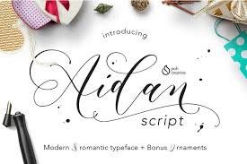 top 10 lettering u0026 calligraphy fonts