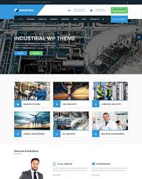 35 best industrial wordpress themes 2017 freshdesignweb