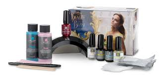 Red Carpet Gel Polish Pro Kit Get The Red Carpet Manicure Beauty And The Beast Kits