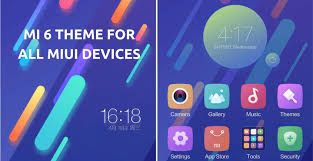 miui theme zip download download xiaomi mi 6 theme for all miui devices official themefoxx