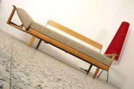sofa 70er transport my 60er 70er knoll daybed 60s 70s sofa schlafsofa cou to