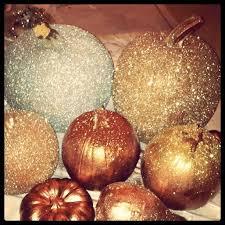 best 25 glitter pumpkins ideas on pinterest small pumpkins