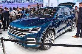 volkswagen concept 2017 photos vw t prime concept gte suv business insider