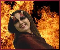 Halloween Devil Makeup Ideas The Deviant Devil Scentsa