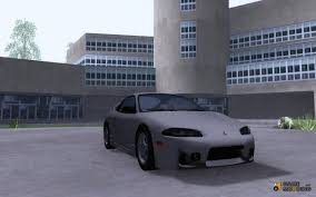 nissan skyline nfs carbon mitsubishi eclipse gst from nfs carbon for gta san andreas