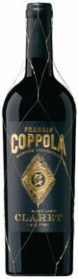 francis coppola claret francis coppola diamond collection wines bevmo