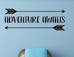 Wall Decor Stickers by Adventure Awaits Wall Decor Stickers Contemporary Wall Decals