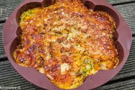 recette de cuisine courgette clafoutis de courgettes et carottes kilometre 0 fr