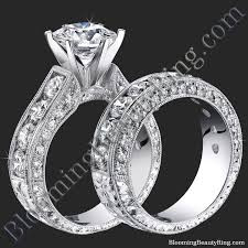 engagement jewelry sets spectacular 4 20 ctw top quality diamond engagement ring