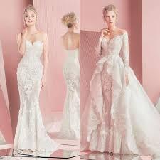 cheap online wedding dresses 2016 zuhair murad wedding dresses lace sleeves