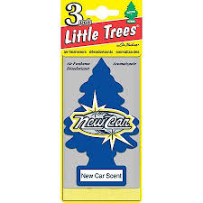 air freshener new car smell trees automotive air fresheners new car scent u3s 32089